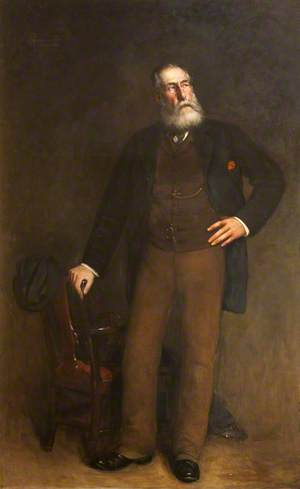 John Park (1867–1892), Chief Magistrate of Fraserburgh (1868–1893), Provost of Fraserburgh (1893–1896)