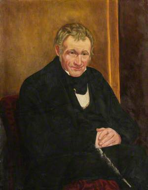 Roderick Gray (1788–1858), Provost of Peterhead (1843–1857)