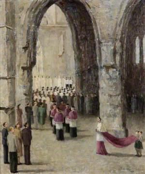 Bishops at Pluscarden