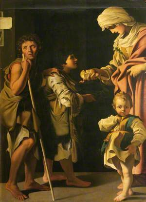 Charity (The Seven Acts of Mercy)