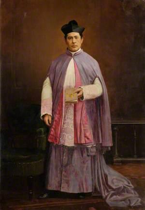 Monsignor Robert Clapperton