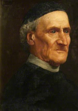 Portrait of a Benedictine Monk