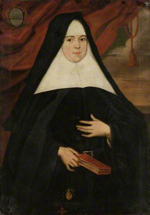 Mary Leslie, Nun of the Order of St Ursula
