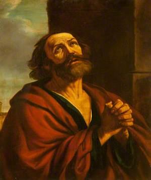 Saint Peter Penitent