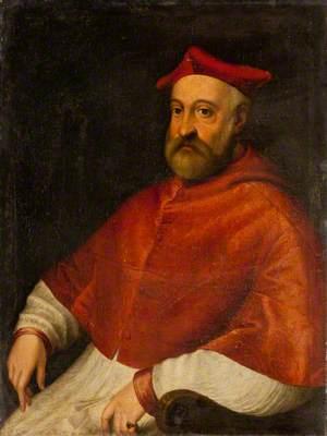 Cardinal Ercole Gonzaga (1505–1563)