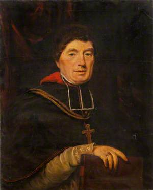 Bishop Ranald MacDonald (1756–1832), Vicar Apostolic of Highland District (1819–1827), Vicar Apostolic of Western District (1827–1832)