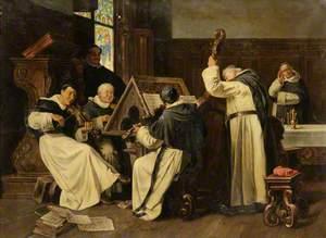 Musical Monks