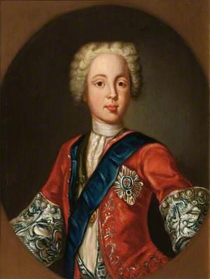 Prince Charles Edward Stuart (1720–1788), Aged 12