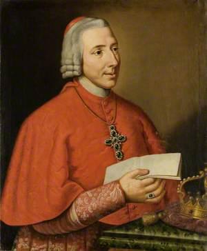 Prince Henry Benedict Stuart (1725–1807), Cardinal Duke of York