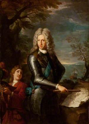 Prince James Edward Stuart (1688–1766), The Old Pretender