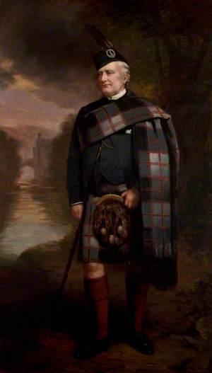 Ewan Macpherson of Cluny (1804–1885), 'Old Cluny'