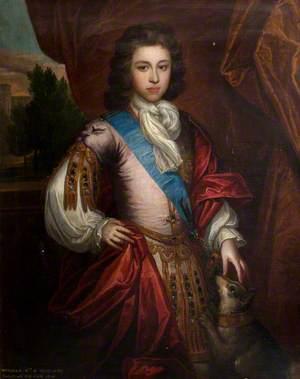 William Mackenzie (d.1740), 5th Earl of Seaforth, When a Boy