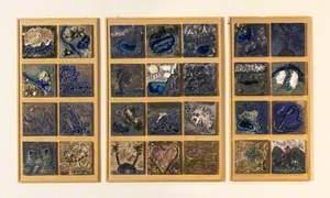 Tile Triptych