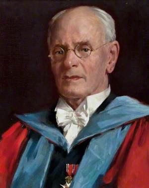 Study of Dr Hugh Marwick (1881–1965)