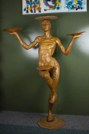 The Wooden Woman