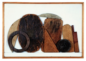 Driftwood Relief No. 3