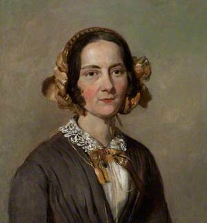 Mrs Jessie Irvine, née Leisk (1805–1878)