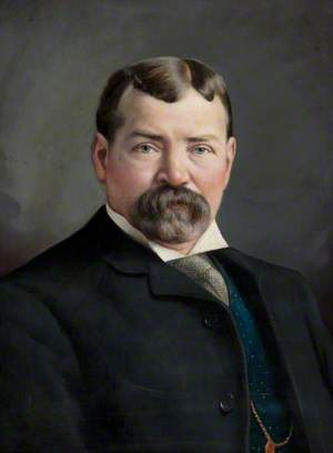 Donald Fowler, Provost of Tain (1898–1910)