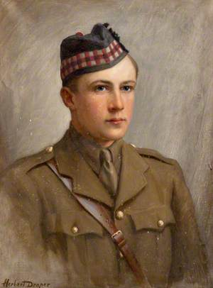 Lieutenant J. W. Forrest, 7th Seaforth Highlanders