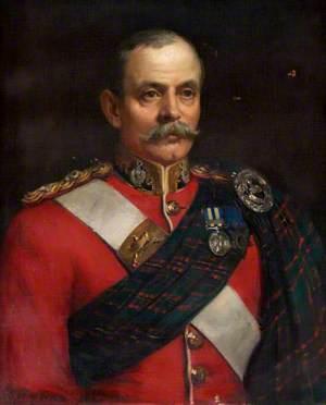 Colonel William Haskett-Smith