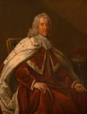 John Robartes (1606–1685), Lord Robartes, 1st Earl of Radnor