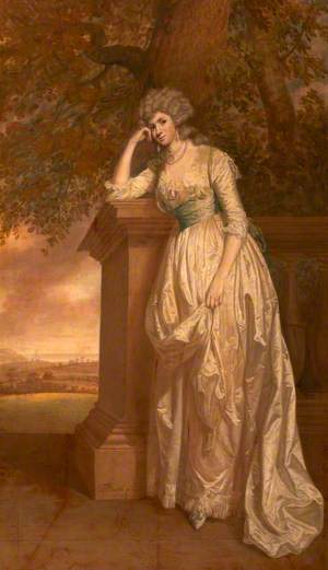 Anne Templer, Lady de la Pole (1758–1832)