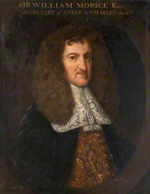 Sir William Morice (1602–1676), PC, MP