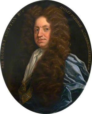 Sir Robert Cotton of Hatley St George (1644–1717), MP