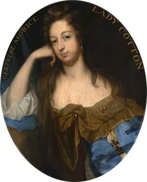 Gertrude Morice (d.1701), Lady Cotton