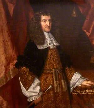 Sir William Morice (1602–1676), PC, MP