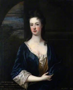 Gertrude Carew (1682–1736), Lady Copley, Later Lady Bampfylde