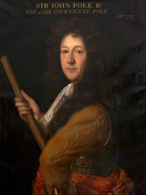 Sir John Pole (1649–1707/1708), 3rd Bt, MP (?)