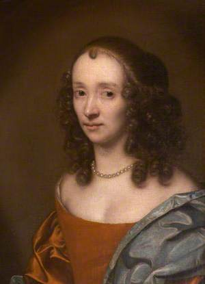 Urith Shapcote (c.1696–1679), Lady Pole