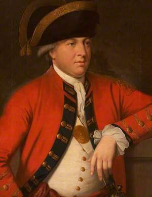 Colonel John Lemon (1754–1814), MP of Truro