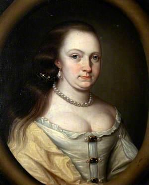 Urith Shapcote (c.1696–1679), Lady (Courtney) Pole (?)