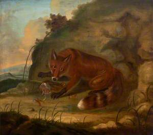 Fox with the Head of a Hen