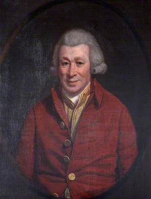 Peter Palmer (Huntsman to Sir John William De la Pole, 6th Bt)