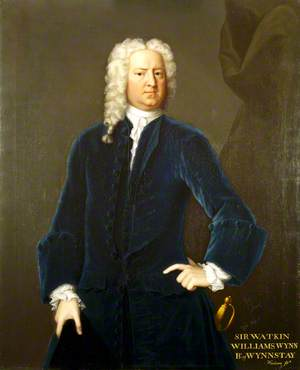 Sir Watkin Williams-Wynn (1692–1749), 3rd Bt, MP