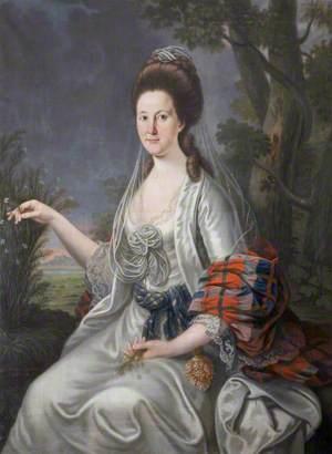 Mary Macdonald (1738–1815), Mrs Chichester