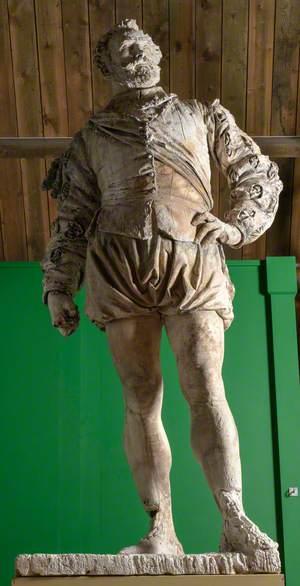 Sir Francis Drake (c.1540–1596)