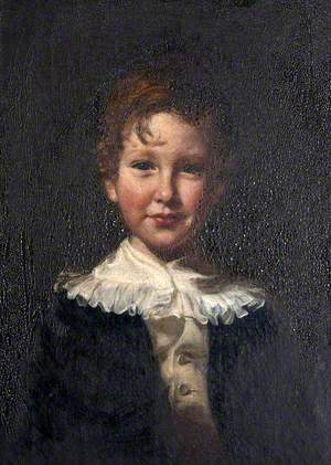 Richard James Hansard (b.1821), as a Child