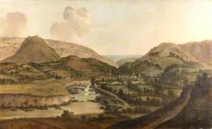 Llangollen and the Dee Bridge