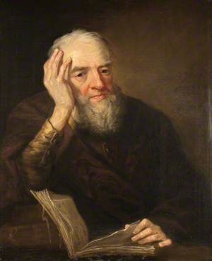 Rowland Jones, a Reputed Welsh Bard, Aged 90