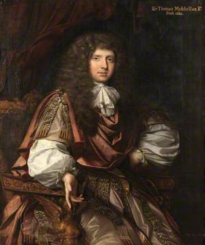 Sir Thomas Myddelton IV (1651–1684), 2nd Bt