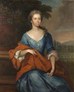 Anne Reade (1674–1760), Mrs Myddelton
