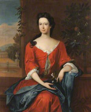Mary Liddell (d.1741), Mrs Myddelton