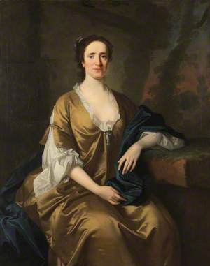 Lady Anne Compton (d.1747), Lady Rushout