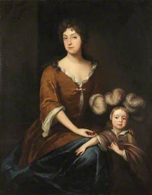 Mary Liddell (d.1741), Mrs Myddelton and Her Son Richard (1726–1795)