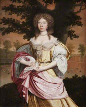 Mary Wilbraham (1661–1737), Countess Bradford