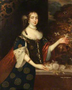 Called 'Dorothy Saunders (d.1697), Lady Bridgeman'